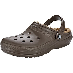 Crocs Classic Lined - Sandales - marron